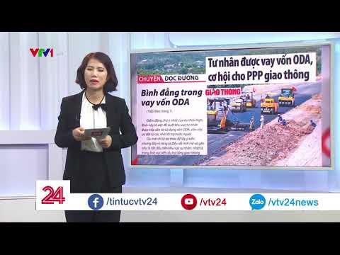 Doanh Nghiệp Tư Nhân Sẽ được Vay Vốn ODA? - Tin Tức VTV24