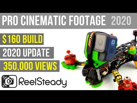 Фото Best Cheapest Cinematic FPV Drone Build 2020 // Update Video