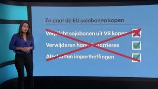 Handelsakkoord: zo nam Juncker Trump in de maling - RTL Z NIEUWS