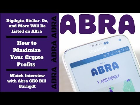 Buy Digibyte, Stellar Lumens, Ox, and more with Abra's Mobile App