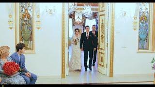 Церемония выездной регистрации брака в Гринне. Орел Гринн - видеограф Андрей Соколов