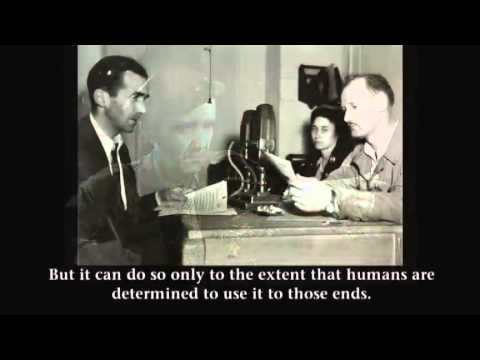 Lights & Wires in a Box - famous RTNDA speech by Edward R. Murrow