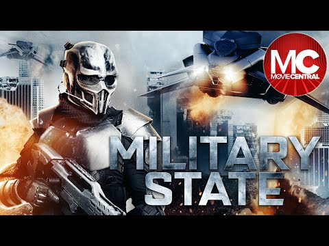 Military State | Full Action Sci-Fi Movie