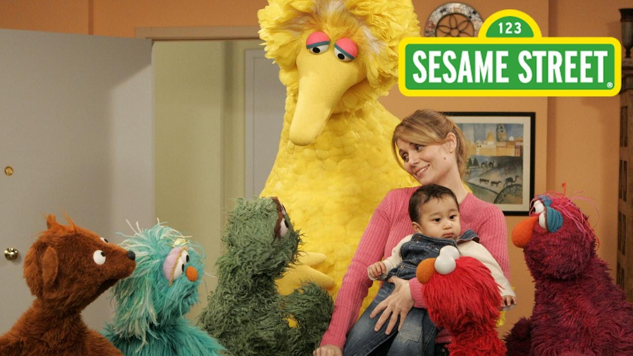Download Sesame Street: Gina Adopts a Baby (Part Two)
