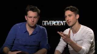 Divergent Interviews with Christian Madsen and Ben Lloyd Hughes