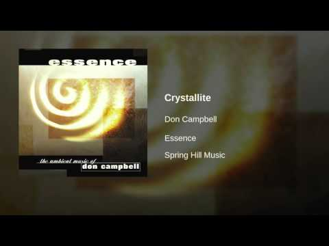 Don Campbell - Crystallite