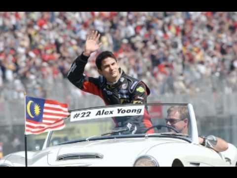 ALEX YOONG MALAYSIAN F1 DRIVER DOWNLOAD