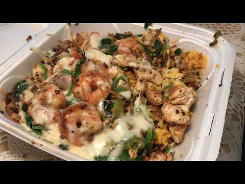 """Great Food In Atlanta  """"Mr Everything' Cafe""""   Granny Can't Stop Eating"""