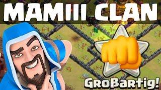CW im Mami Clan ⭐️ Clash of Clans ⭐️ CoC