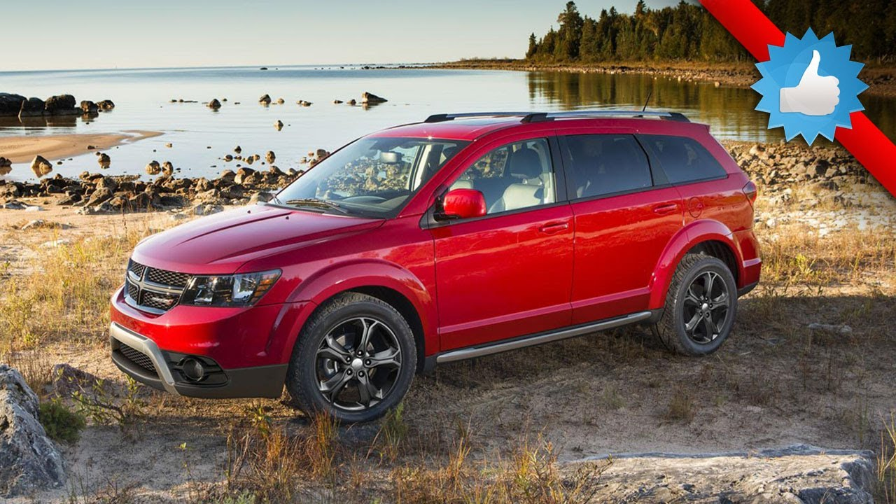 Dodge Journey Crossroad >> 2014 Dodge Journey Crossroad With Off-Road Inspired Styling - YouTube