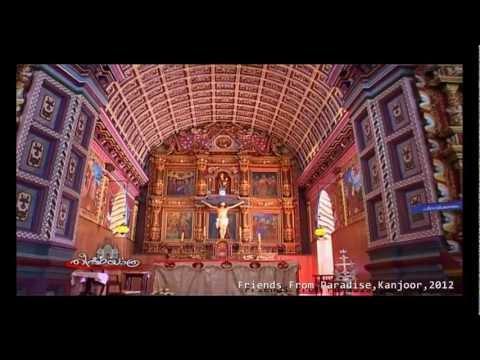 Kanjoor Church , Theerthayathra , Shalom TV , St.Mary's Forane Church