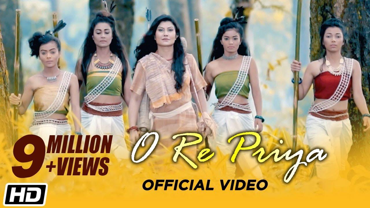 O Re Priya | Zubeen Garg | Gayatree | Prastuti | Krishanu | Rinku | Latest  Assamese Song 2019