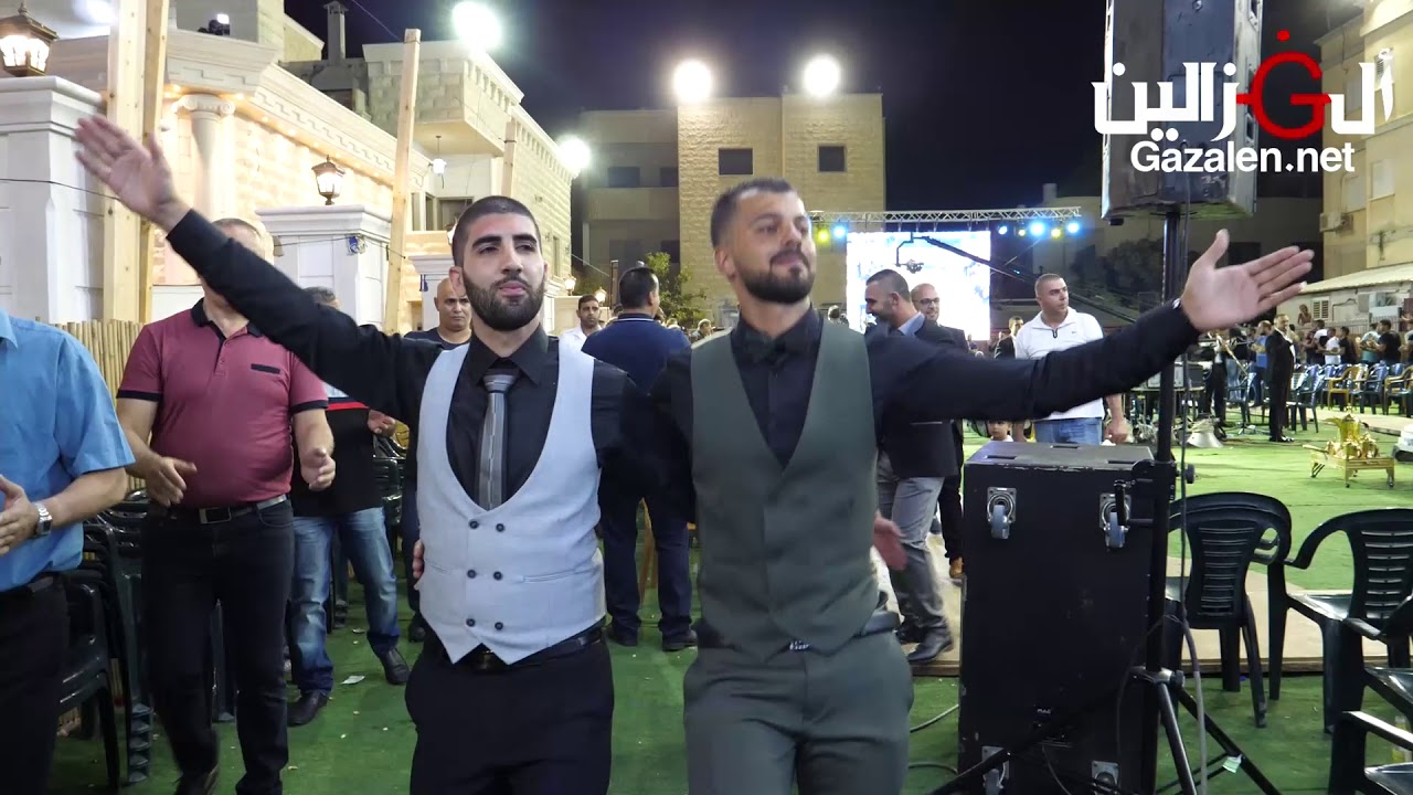 عصام عمر صهيب عمر أفراح ال النجار ابو سنان