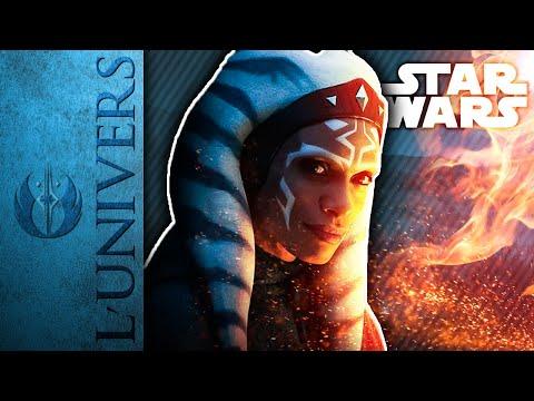 Qu'est-il arrivé à Ahsoka Tano après The Clone Wars ?!   Star Wars Lore   UE Canon