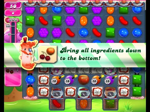 Candy Crush Saga Level 963 walkthrough (no boosters)