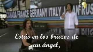 Angel - Josh Groban y Sarah McLachlan (subtitulada al español)