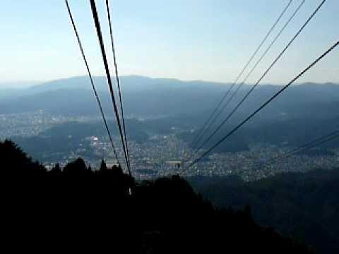 Kyoto - Hiei Mont - Cable Car