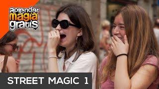 Magia por la calle , la carta ambiciosa y carta al condón | aprender magia gratis