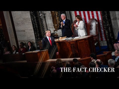 Fact-checking President Trump's State of the Union