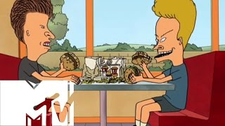 Burger Kings! - Beavis And Butthead | MTV