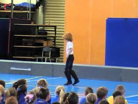 Little Napoleon Dynamite performance