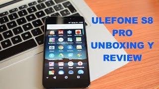 Ulefone S8 Pro. Unboxing y Review de un móvil SÚPER BARATO y que convence.