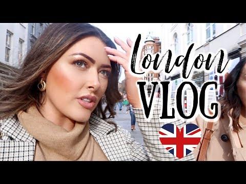 LET'S GO TO LONDON! TRAVEL VLOG