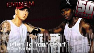 Listen To Your Heart (Remix)-50 Cent Feat Eminem