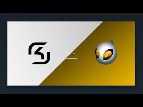 CS:GO - SK vs. Dignitas [Inferno] Map 1 - NA Day 16 - ESL Pro League Season 7