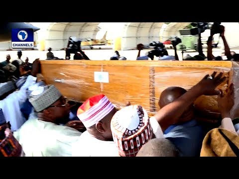 News@10: Maitama Sule Buried In Kano Amid Tributes 04/07/17 Pt.2