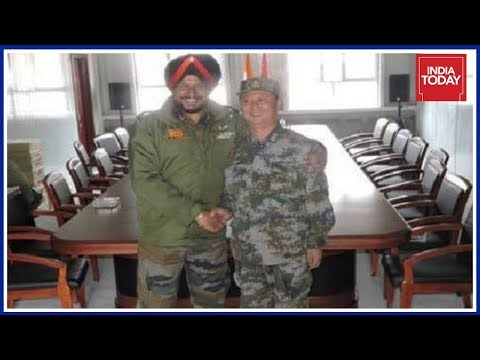 India & China Border Personnel To Meet Amid StandOff