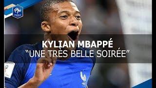 Kylian Mbappé :