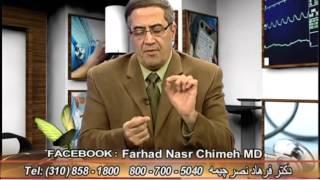 طرز سنجش قند خون  دکتر فرهاد نصر چیمه Blood Sugar Monitor  Dr Farhad Nasr Chimeh