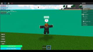 GLITCHES IN DBR ROBLOX(extra trolling added)