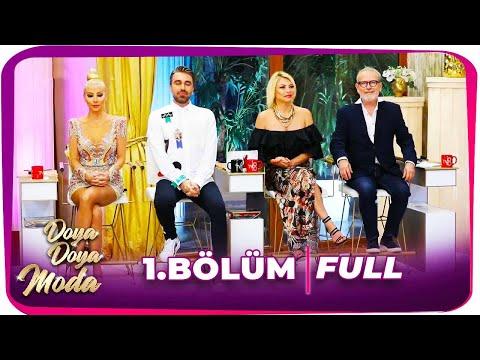 Doya Doya Moda 2.Sezon 1.Bölüm   13 Temmuz 2020