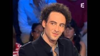 André et Raphaël Gluckmann - On n'est pas couché 1er mars 2008 #ONPC