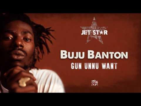 Buju Banton - Gun Unnu Want - Official Audio | Jet Star Music - (90's Dancehall)