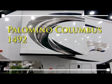 2018 Palomino Columbus 1492 Fifth Wheel RV - RVingPlanet.com First Look at New RV