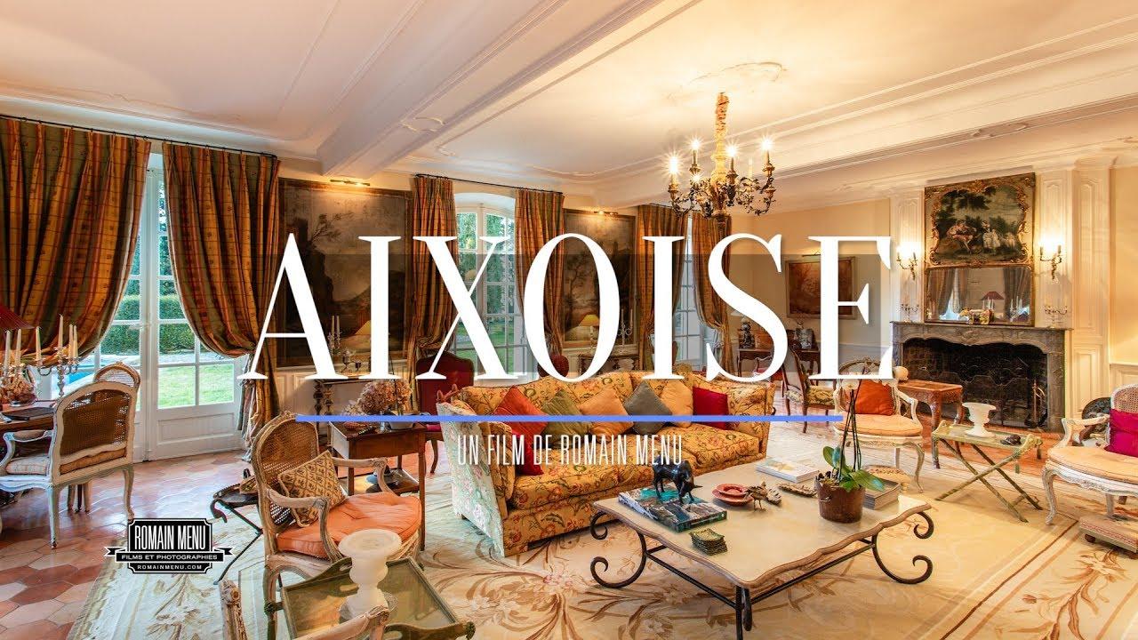 Aixoise - Magnifique domaine provençal avec chambres à louer