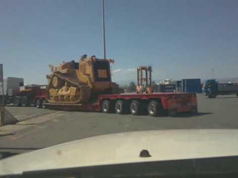 transporting caterpillar d11r part 2 doovi