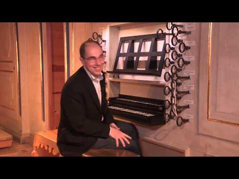 Craighead-Saunders Organ, David Higgs