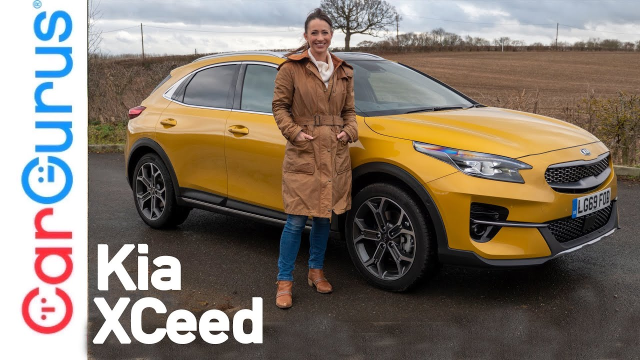 Kia Xceed 2020 Review Is This The Best Ceed Yet Cargurus Uk Youtube