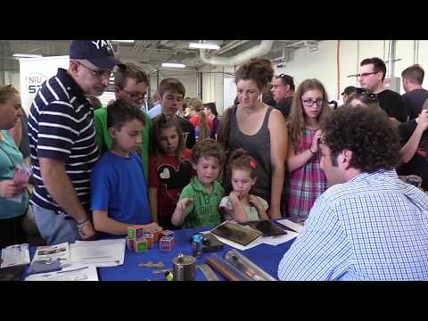Fermilab Open House Hosts Thousands