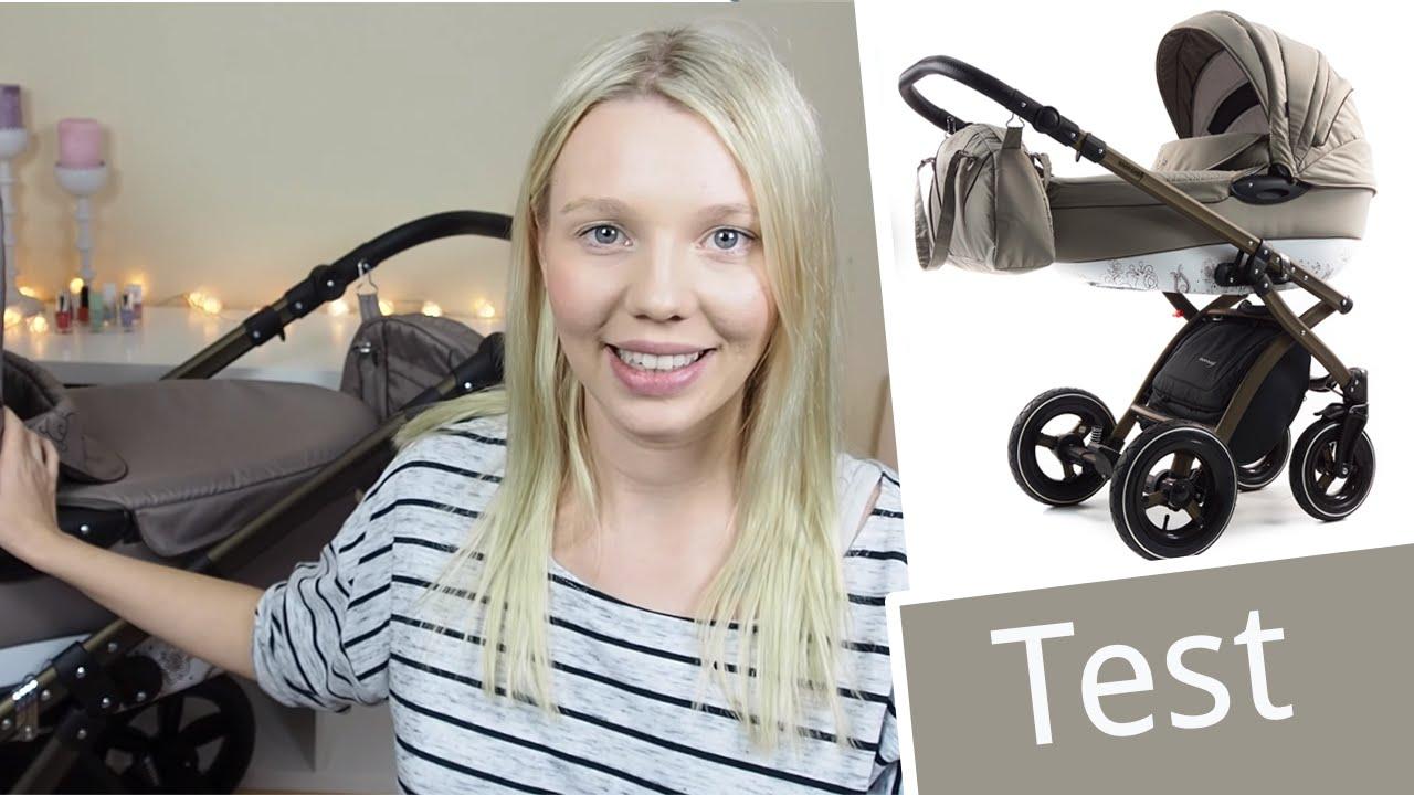 test knorr baby kombi kinderwagen alive youtube. Black Bedroom Furniture Sets. Home Design Ideas