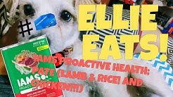 Ellie Eats - IAMS Proactive Health Pâté (Lamb & Rice! AND CHICKEN!!!)