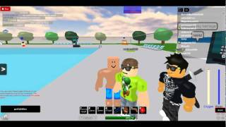 new friend I know in real life on roblox 2