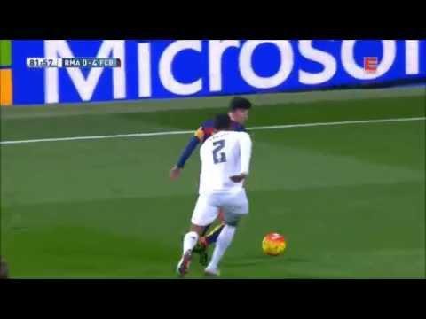 Przegrywanie z szacunkiem do przeciwnika w wykonaniu zawodników Realu Madryt