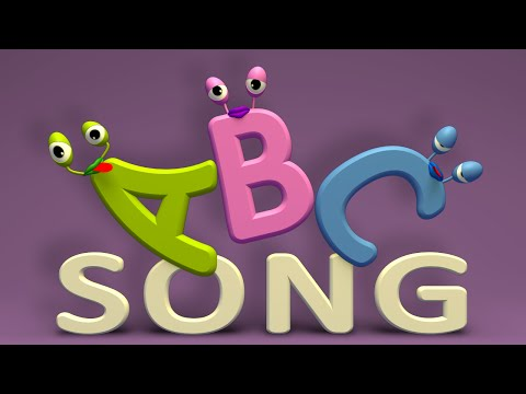 ABC Songs For Children | Alphabet Rhymes For Toddlers | Learn ABC For Children by Kids Tv