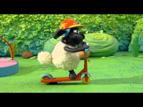 Timmy Time Season 1 Episode 13 - Timmy on Wheels