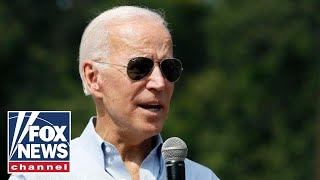Biden says he's never spoken to his son about Ukraine business deals